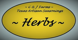 herbs label