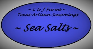 sea salt label