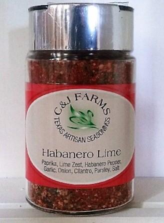 Habanero Lime