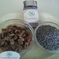 Lavender - Spiced Nuts