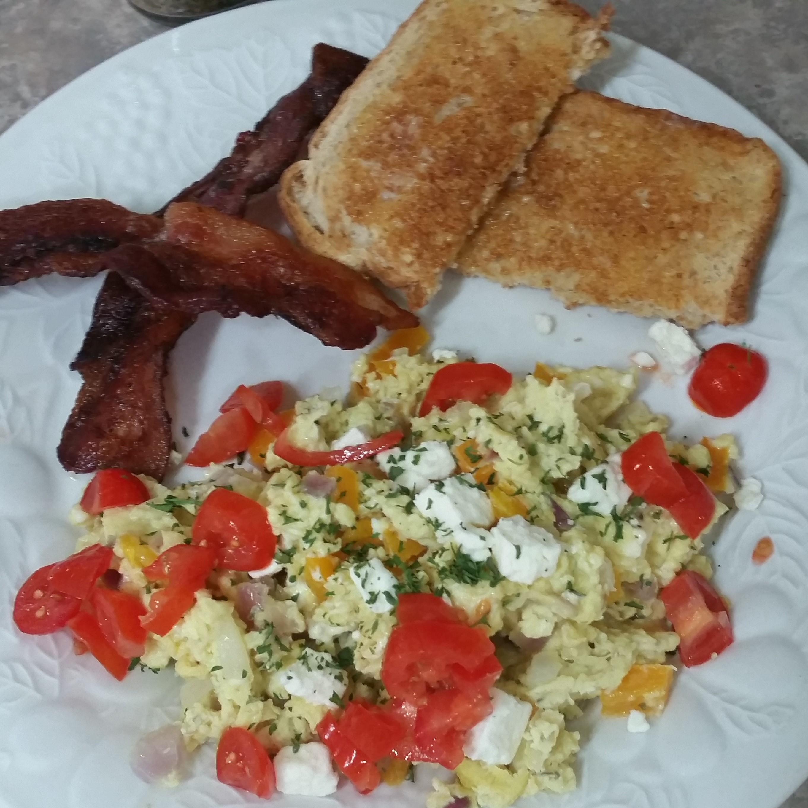 Greek eggs 6